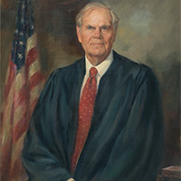 Chief Justice Lyle Reid