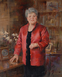 Dr. Jane Upshaw Oil Study